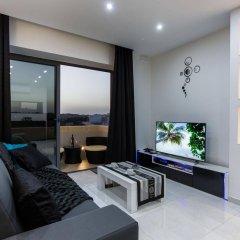 Апартаменты Country view luxury apartment Марсаскала комната для гостей фото 2