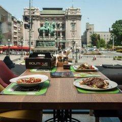 Отель Boutique Rooms Сербия, Белград - отзывы, цены и фото номеров - забронировать отель Boutique Rooms онлайн питание фото 2
