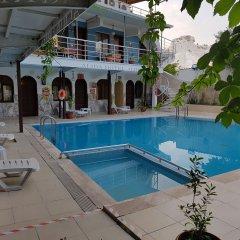 Alida Hotel Турция, Памуккале - отзывы, цены и фото номеров - забронировать отель Alida Hotel онлайн бассейн