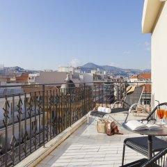 Отель Бутик-отель La Malmaison Nice Франция, Ницца - 1 отзыв об отеле, цены и фото номеров - забронировать отель Бутик-отель La Malmaison Nice онлайн фото 4