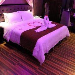 Отель Xiamen Wanjia Yunding Hotel Китай, Сямынь - отзывы, цены и фото номеров - забронировать отель Xiamen Wanjia Yunding Hotel онлайн удобства в номере фото 2
