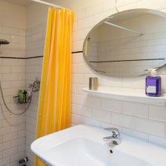 Отель New Apartment Top Location Near RAI Нидерланды, Амстердам - отзывы, цены и фото номеров - забронировать отель New Apartment Top Location Near RAI онлайн ванная