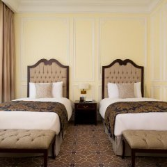 Лотте Отель Санкт-Петербург 5* Номер Heavenly 2 отдельные кровати фото 2