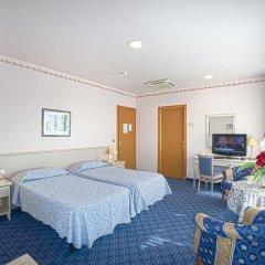 Отель Terme Villa Pace Италия, Абано-Терме - отзывы, цены и фото номеров - забронировать отель Terme Villa Pace онлайн комната для гостей фото 3