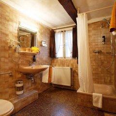 Отель Ritter St. Georg Германия, Брауншвейг - отзывы, цены и фото номеров - забронировать отель Ritter St. Georg онлайн ванная