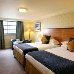 Hallmark Hotel Glasgow 4* Стандартный номер с 2 отдельными кроватями фото 2