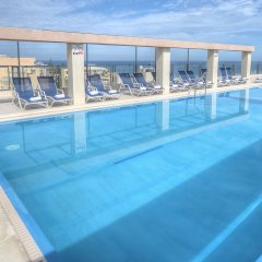 Alexandra Hotel Malta Сан Джулианс бассейн