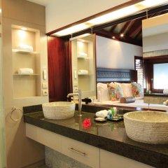 Отель Hilton Moorea Lagoon Resort and Spa ванная