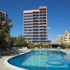 Отель Condor Болгария, Солнечный берег - отзывы, цены и фото номеров - забронировать отель Condor онлайн бассейн фото 4