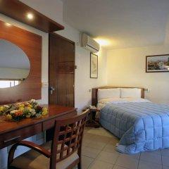 Отель Albergo Romagna Бертиноро комната для гостей фото 3