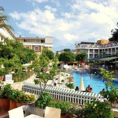 Отель Novia Gelidonya бассейн