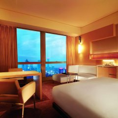 Отель Grand Hyatt Guangzhou комната для гостей фото 2