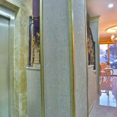 Santefe Hotel Турция, Стамбул - 1 отзыв об отеле, цены и фото номеров - забронировать отель Santefe Hotel онлайн ванная фото 2