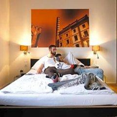 Отель Pfefferbett Hostel Германия, Берлин - отзывы, цены и фото номеров - забронировать отель Pfefferbett Hostel онлайн сейф в номере