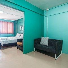 Отель Hello House Таиланд, Краби - отзывы, цены и фото номеров - забронировать отель Hello House онлайн ванная фото 2