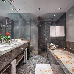 Tschuggen Grand Hotel Arosa ванная