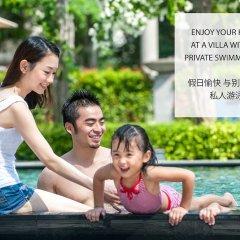 Отель DaVinci Pool Villa Pattaya фитнесс-зал фото 2