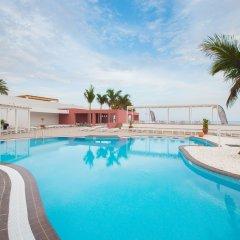 Отель Fuerteventura Princess Испания, Джандия-Бич - отзывы, цены и фото номеров - забронировать отель Fuerteventura Princess онлайн бассейн фото 3