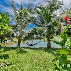 Отель Water Coconut Boutique Villas пляж