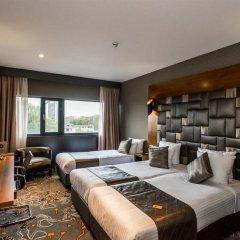 Отель XO Hotels Park West Нидерланды, Амстердам - 12 отзывов об отеле, цены и фото номеров - забронировать отель XO Hotels Park West онлайн комната для гостей фото 3