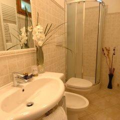 Отель B&B Chalet I Colli Италия, Болонья - отзывы, цены и фото номеров - забронировать отель B&B Chalet I Colli онлайн ванная фото 2
