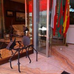 Hotel Marques de Santillana балкон