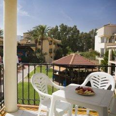 Hotel Puente Real балкон