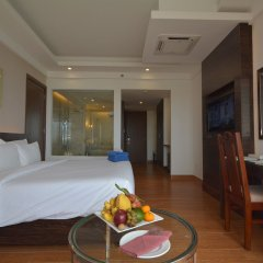 Отель Dessole Beach Resort Nha Trang Вьетнам, Кам Лам - отзывы, цены и фото номеров - забронировать отель Dessole Beach Resort Nha Trang онлайн комната для гостей фото 3