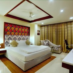 Tulsi Casa in Bhopal, India from 34$, photos, reviews - zenhotels.com guestroom