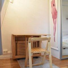 Отель Cosy Studio Apartment in Paris 14th Франция, Париж - отзывы, цены и фото номеров - забронировать отель Cosy Studio Apartment in Paris 14th онлайн балкон
