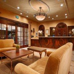 Отель Best Western PLUS Sunset Plaza США, Уэст-Голливуд - отзывы, цены и фото номеров - забронировать отель Best Western PLUS Sunset Plaza онлайн интерьер отеля фото 3