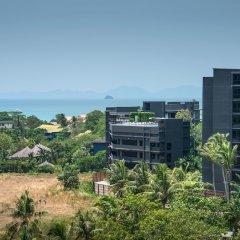 Отель Sea Seeker Krabi Resort пляж