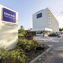 Отель Dorint Main Taunus Zentrum Frankfurt/Sulzbach парковка