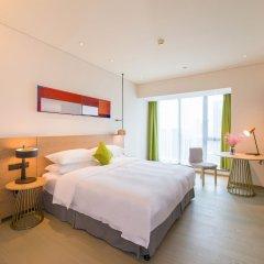 Отель The Mulian Urban Resort Hotels Nansha комната для гостей фото 3