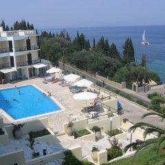 Отель Belvedere Корфу пляж