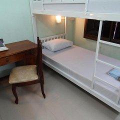 Отель Khaosan River Inn Hostel Таиланд, Бангкок - отзывы, цены и фото номеров - забронировать отель Khaosan River Inn Hostel онлайн комната для гостей фото 4