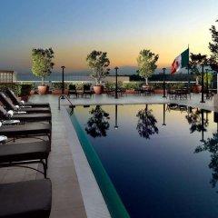 Отель JW Marriott Hotel Mexico City Мексика, Мехико - отзывы, цены и фото номеров - забронировать отель JW Marriott Hotel Mexico City онлайн бассейн фото 2