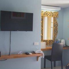 Отель Villa Cha Cha Rambuttri Бангкок удобства в номере