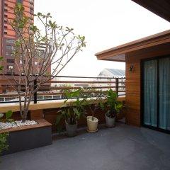Отель Nine Design Place Таиланд, Бангкок - 1 отзыв об отеле, цены и фото номеров - забронировать отель Nine Design Place онлайн балкон