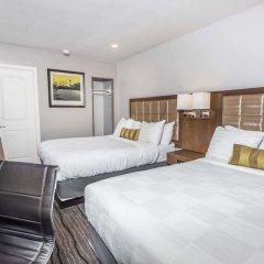 Отель Travelodge by Wyndham Berkeley США, Беркли - отзывы, цены и фото номеров - забронировать отель Travelodge by Wyndham Berkeley онлайн комната для гостей фото 5