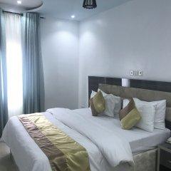 Отель Gold Value Hotels Энугу комната для гостей
