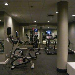Отель Capitol Skyline фитнесс-зал фото 3