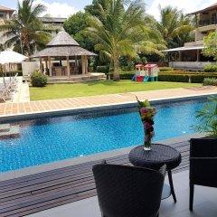 Отель Lanta Pura Beach Resort бассейн фото 3