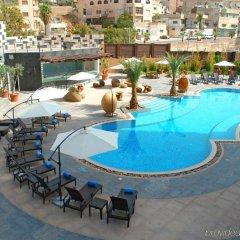 Отель Landmark Amman Hotel & Conference Center Иордания, Амман - отзывы, цены и фото номеров - забронировать отель Landmark Amman Hotel & Conference Center онлайн бассейн
