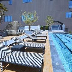 Отель Chezzotel Pattaya Паттайя бассейн фото 3
