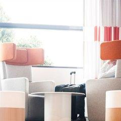 Отель Novotel Lyon Centre Part Dieu Франция, Лион - отзывы, цены и фото номеров - забронировать отель Novotel Lyon Centre Part Dieu онлайн удобства в номере фото 2
