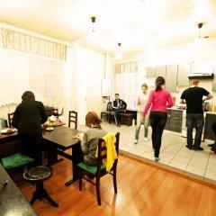 EuroFriends Hostel интерьер отеля