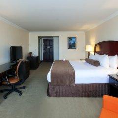 Отель Crowne Plaza San Jose Corobici комната для гостей фото 5