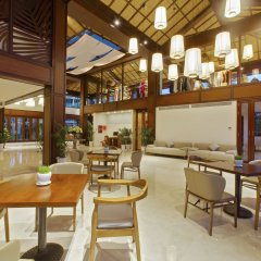 Отель Silk Sense Hoi An River Resort гостиничный бар