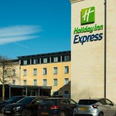 Отель Holiday Inn Express Bath парковка